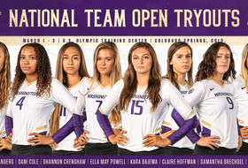 Huskies Take Eight To USA National Team Open Tryout
