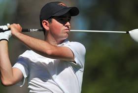 Men's Golf Finishes Third At Husky Invite