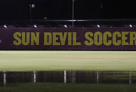 Weather, Field Conditions Force Cancellation of Sun Devil Soccer's Game vs. San Diego State