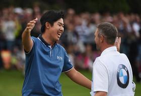 Byeong Hun An Wins European Tour's BMW PGA Championship