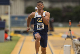 Jones Sets New Legal PR in Long Jump at NCAA's on Day One