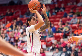 WSU Drops Another Tight Contest, 61-56 to No. 7 Oregon State