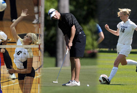 Three Buffs Share Athlete Of The Week Honor