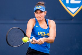 No. 4 UCLA Advances to ITA Indoors Quarters