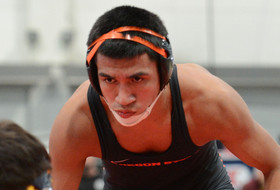 Three Beavers in contention at Cliff Keen Invite