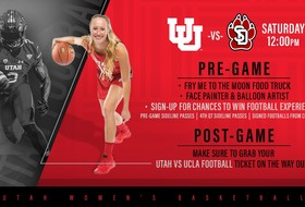 Women's Basketball To Offer Football Experiences Against South Dakota Saturday