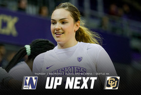 No. 11 Washington Wraps Up Regular Season Play At Home