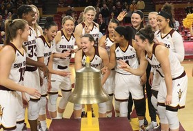 Brunner, Dornstauder Help Lead No. 23 Sun Devil WBB Past USC