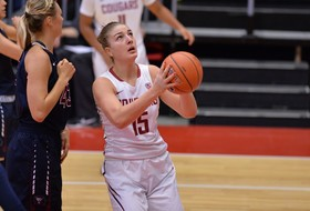 Five Score In Double-Figures As The Cougs Storm Past Cal, 84-79