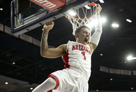 No. 13 Arizona Races Away from Missouri in 88-52 Blowout