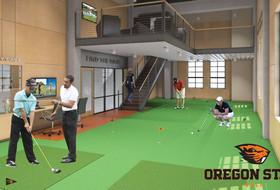 Ossey Golf Center Underway