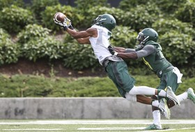 Football Practice Report: Aug. 10