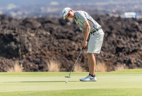 "Golfers Finish Fourth In Stanford's ""The Goodwin."""