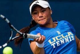 Three UCLA Tennis Players Move on to NCAA Quarterfinals