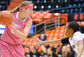 OSU Hosts Utah On Monday For Pink Out Rd. 2