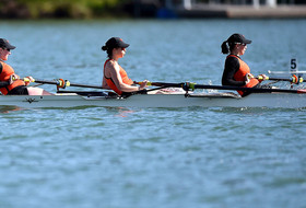 Women's Crew Ranked No. 17 in USRowing Poll
