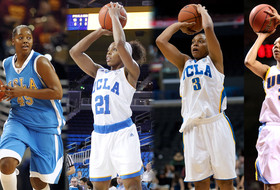 Four Bruins in WNBA Training Camps