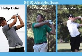 Men's Golf Signs Three Top Players