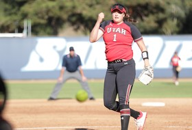 Utes Conclude California Weekend with DH Sweep of USD