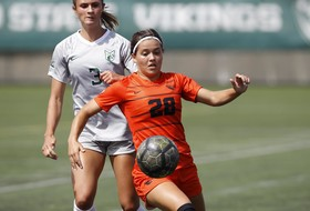 Beavers Begin Four-Game Home Stand