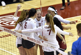 Cougars Beat Beavers in Four