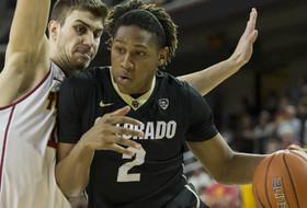 Buffs' Balance Sinks USC, Earns Split On L.A. Trip
