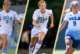Bruin Trio Selected to U.S. Women's World Cup Team