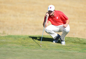 Cougars Tied For Seventh Through Two at Oregon