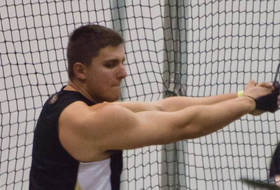 Kizirian Breaks Weight Throw Record Again