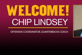 Lindsey Joins Football Staff As Offensive Coordinator, Quarterbacks Coach