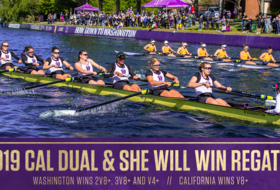 UW Wins Three Of Four Races In Cal Dual
