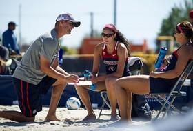 Walker to Lead Arizona Beach Volleyball Through 2022