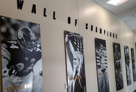 'Wall of Champions' Installation Celebrates Buffs' Proud Legacy