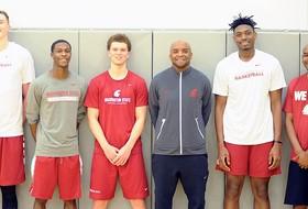 Ed Haskins Named Assistant Men's Basketball Coach