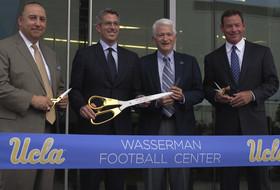 Wasserman Football Center Officially Opens