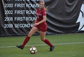 Weaver's Late Goal Helps Cougars to 1-1 Draw at TCU