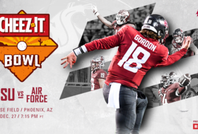 Cougars to Face Air Force in Cheez-It Bowl