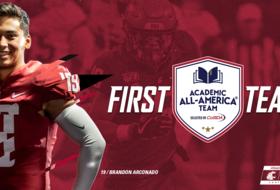Brandon Arconado Named Academic All-American