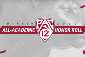 Fourteen Cougars Named to Pac-12 Winter Academic Honor Roll