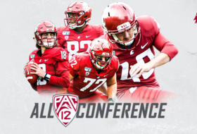 Mazza Leads Eight Cougars Earning All-Pac-12 Honors