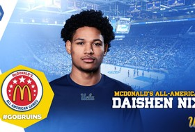 Daishen Nix Selected to McDonald's All-American Game