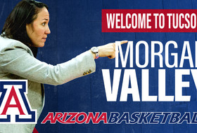 Barnes Brings on Morgan Valley to Women's Basketball Staff
