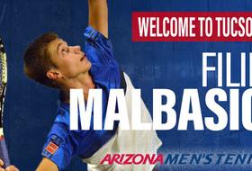 Filip Malbasic Signs with Arizona Men's Tennis