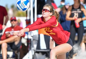 No. 5 USC Beach Volleyball Set For Five-Dual Week