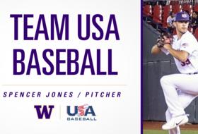 Spencer Jones Earns Win In Team USA Victory