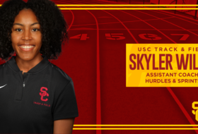 Willis Named USC T&F Assistant Coach, Sprints & Hurdles