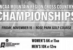 Utah Set to Host NCAA Cross Country Mountain Region Championships