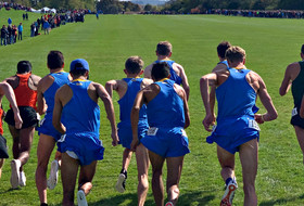 UCLA Men's XC Notches Fifth-Place Finish at Nuttycombe Invite