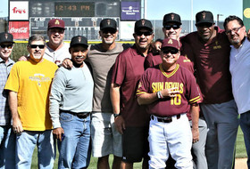 Baseball's Tradition, Legacy Takes The Field In 2014 Alumni Game
