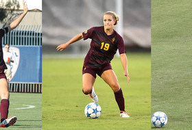 Three Sun Devil Soccer Players Earn CoSIDA Academic All-District Honors